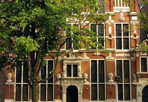 House with the Heads, Amsterdam