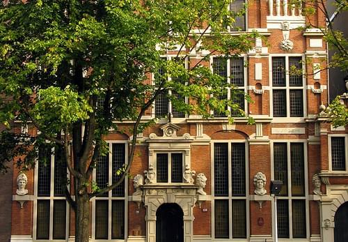 amsterdam, keizersgracht 123