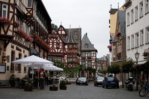 Historic Center, Bacharach