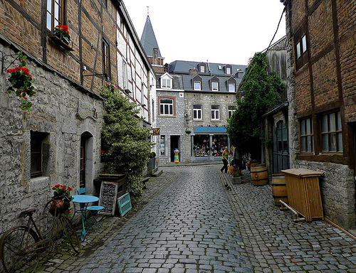 Old Town, Durbuy