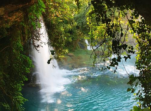 Duden Waterfalls, Antalya