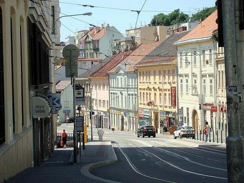 Historic Center, Brno