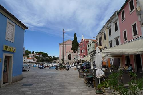 Village Center, Veli Losinj