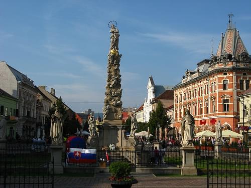 Košice - Pillar