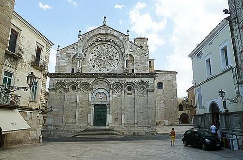 Cattedrale da piazza Giovanni XXIII