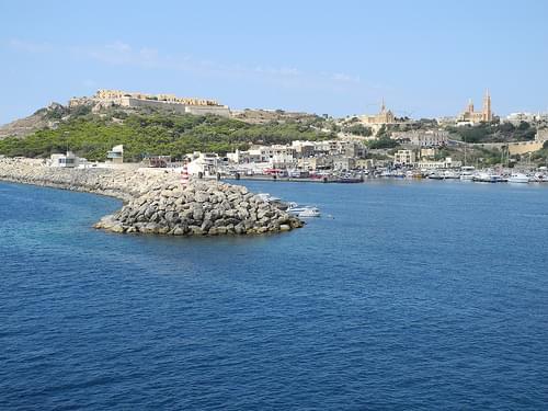 Mġarr Harbour, Gozo, Malta