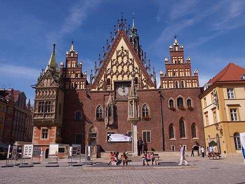 Wrocław :: Ratusz