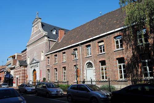 Minderbroedersklooster, Hasselt