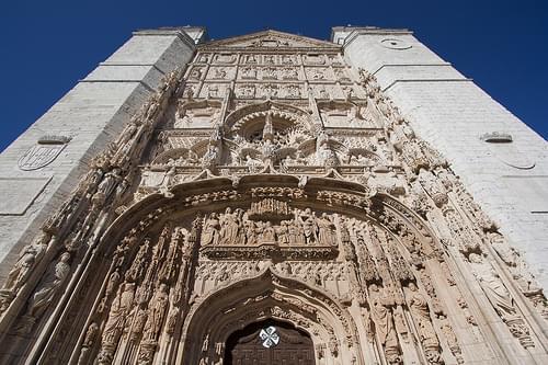Facade of San Pablo