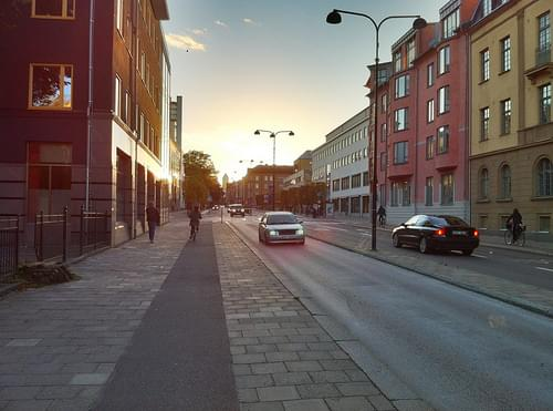 Historic Center, Linkoping