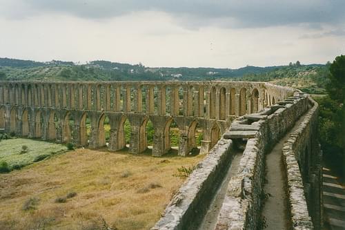 Tomar, Aquaduct dos Pegões