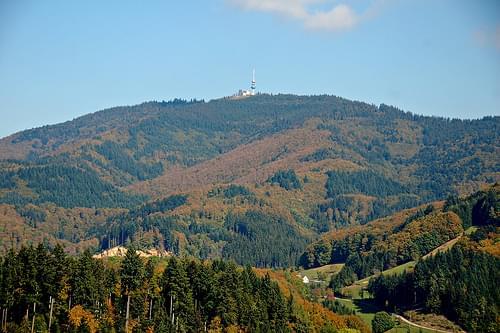 Westweg von Hausach nach Basel (Westvariante)