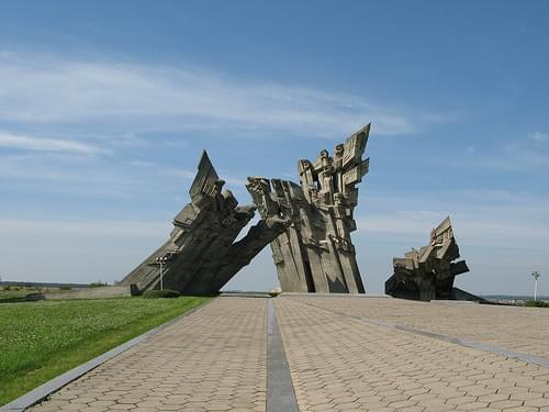 Ninth Fort Soviet Memorial