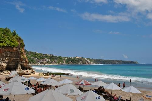 New Kuta Dreamland beach, Bali
