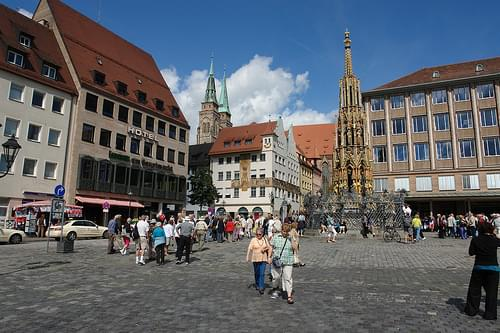 Historic Center, Ulm