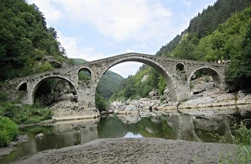 Dyavolski Most/Devil's Bridge, near Ardino, Bulgaria