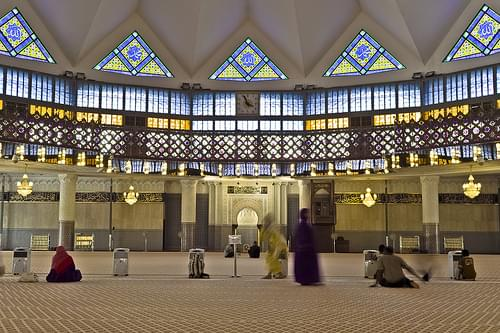 National Mosque of Malaysia #1
