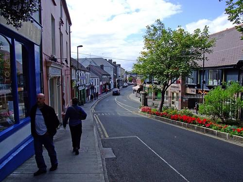 Historic Center, Wicklow
