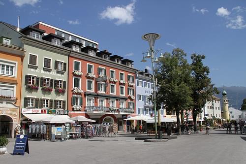 Lienz am 23.8.2011