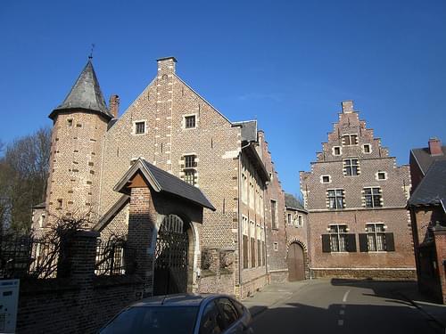 Refugehuis van Averbode, Diest