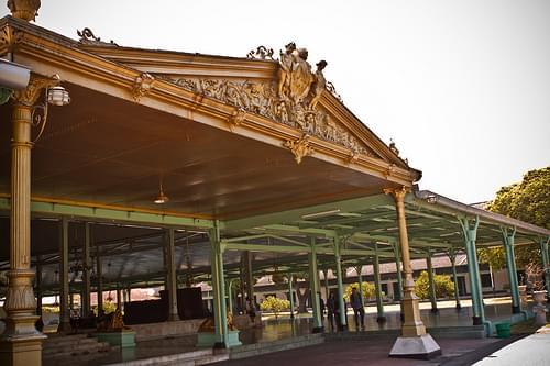 Puri Mangkunegaran - Solo (Surakarta)