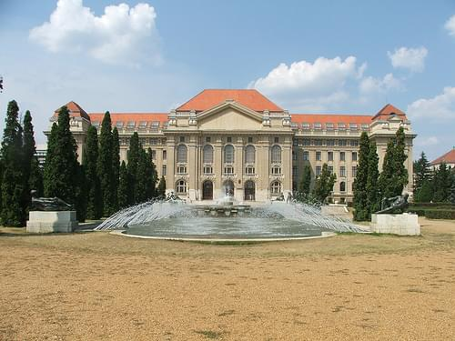 Universität Debrecen Nr. 1