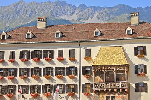 Golden Roof, Innsbruck