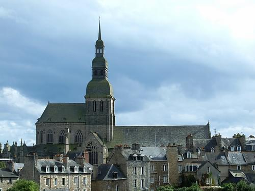 Basilica of St. Saviour, Dinan