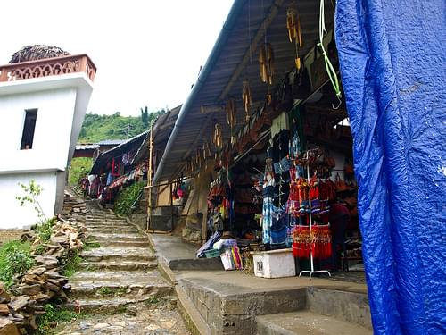 Historic Center, Sapa