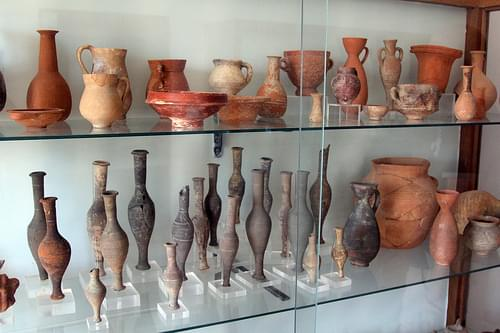 Archaeological Museum, Naxos, Greece