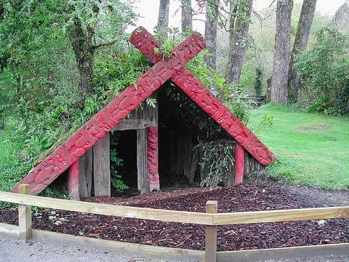 Set 008 - Buried Village of Te Wairoa, NZ