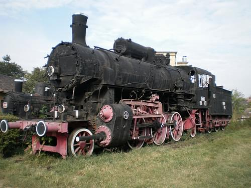 Sibiu Steam Locomotives Museum