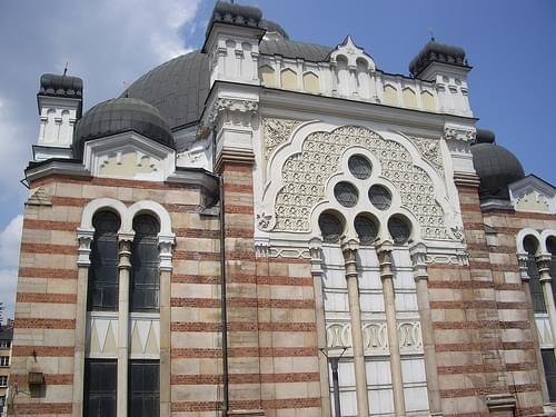 Sofia's Synagogue