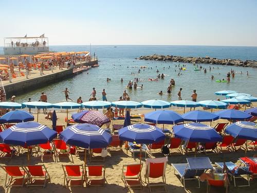 San Remo beach