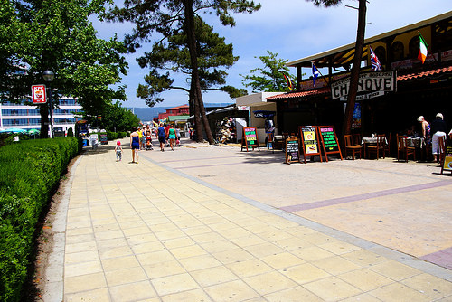 Town Center, Sunny Beach