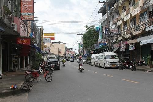 Chumphon Streets
