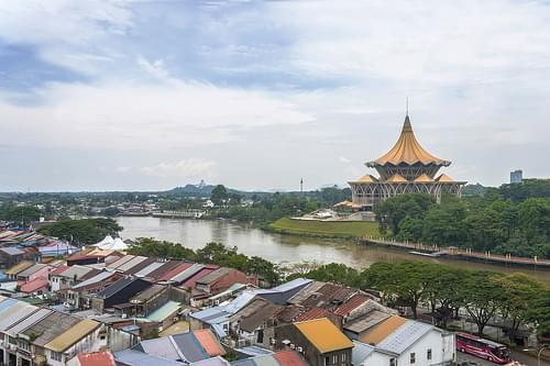 Kuching East Malaysia