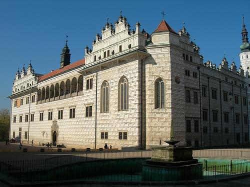 Litomysl Castle