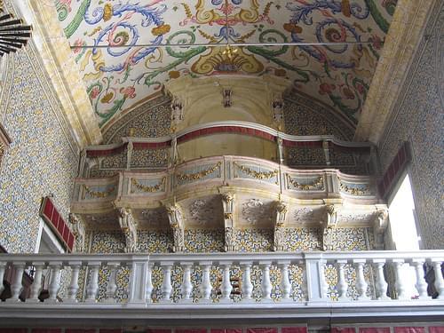 Capela de Sao Miguel, Coimbra