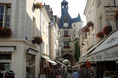 The Clock Tower, Amboise