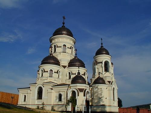 Monastery church of Capriana