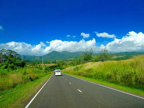 Fijian Countryside