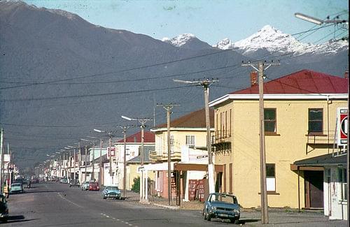 Westport, New Zealand 1977