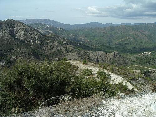 akamas landscape