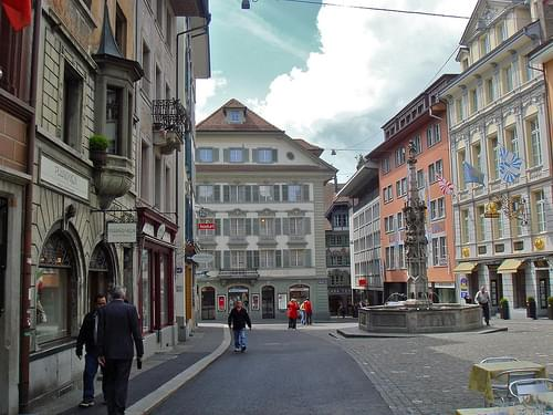 Historic Center, Lucerne
