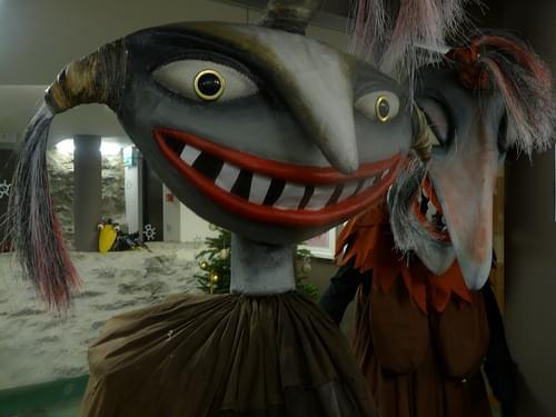 NUKU Theatre & Puppet Museum, Tallinn