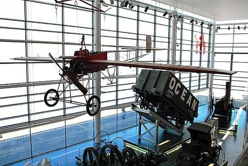 Watkins monoplane