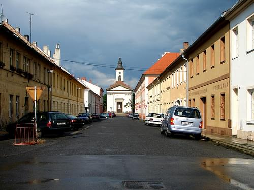 Historic Center, Terezin