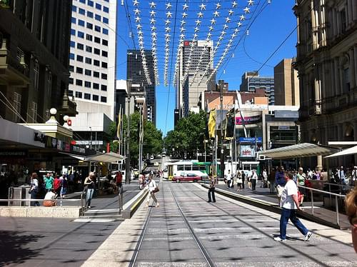 City Center, Melbourne