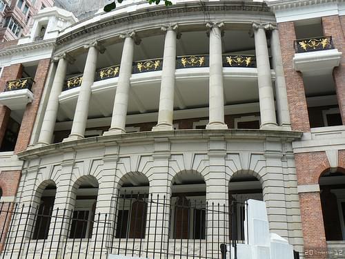 甘棠第 Kom Tong Hall, now Dr. Sun Yat-Sen Museum